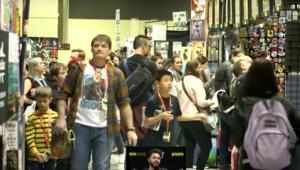Emerald City Comic Con, ECCC, ECCC2018