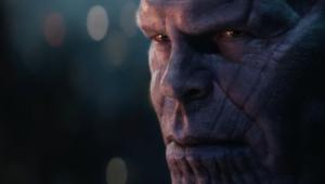 Thanos, Avengers: Infinity War