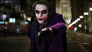 Tommy Wiseau, Joker
