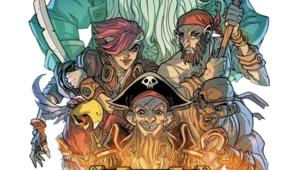 Sea of Thieves comic