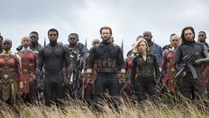 The Avengers: Infinity War, Black Panther, Black Widow, Captain America