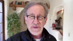 """Steven Spielberg addresses """"Spielburgers"""""""