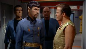 Star Trek Mirror Mirror SYFY WIRE screengrab