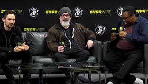 star wars adventures, syfywire interview screengrab eccc2018