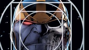 Thanos: Infinity Conflict- Cover