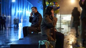 David Morrissey Mandeep Dhillon The City and the City