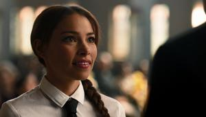 the flash mystery girl syfywire screengrab supergirl 308