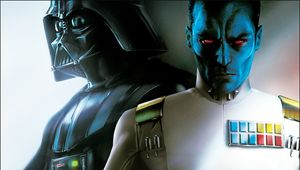 Star Wars- Thrawn: Alliances Cover