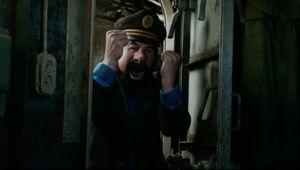 The Adventures of Tintin- Captain Haddock