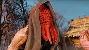 Witcher 3- Crone of Brookback Bog