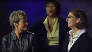 women in stem female astronauts interview syfywire screengrab
