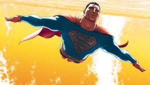 All Star Superman hero