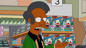 Apu The Simpsons