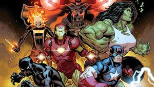 Avengers #1 Fresh Start by Ed McGuinness