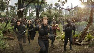 Avengers: Infinity War, Captain America, Wakanda
