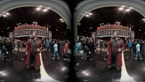 C2E2 Cosplay Dance Off SYFY WIRE Screengrab
