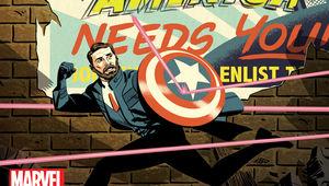 Captain America #702 Comic Cover