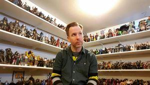 Collectors Showcase Jason Hero