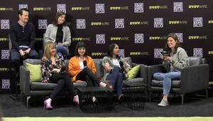 Daphne And Velma C2E2 SYFY WIRE Interview Screengrab.png