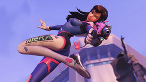 Overwatch - DVa D.Va screenshot