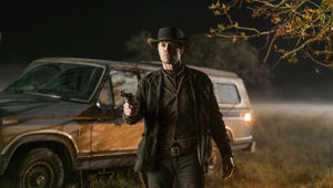 Fear the Walking Dead episode 401 - Garret Dillahunt as John