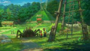 Studio Ghibli park 4