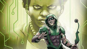 Green Arrow Annual 2 Bensons