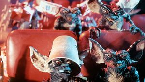 Gremlins movie theater hero