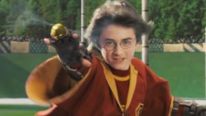 Harry Potter and the Sorcerer's Stone - Quidditch