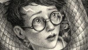 Harry Potter Sorcerer's Stone cover