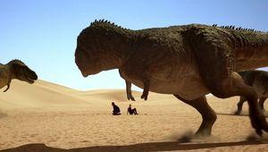 jurassic games tyrannosaurus rex