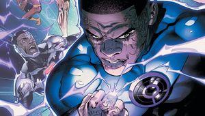 Justice League #3 - John Stewart
