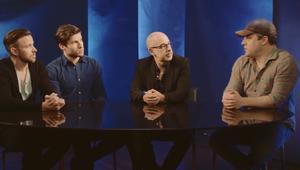 Krypton Crew SYFY WIRE Interview Screengrab.=