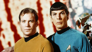 Star Trek, Kirk and Spock