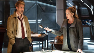 Legends of Tomorrow Constantine and Sara