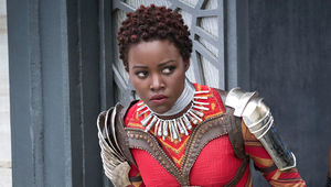 Lupita Nyong'o in Black Panther