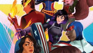 Marvel Rising, Secret Warriors