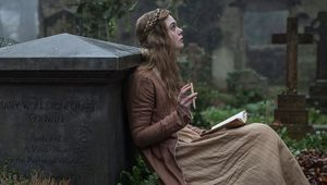 Elle Fanning as Mary Shelley