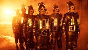 Doctor Who Mondasian Cybermen