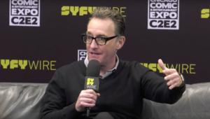 Tom Kenny, the voice of Spongebob