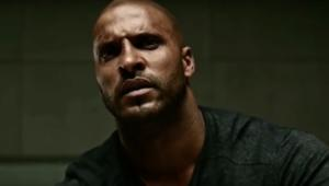 Shadow Moon (Ricky Whittle) of American Gods