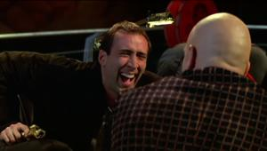 Nic Cage Face/Off