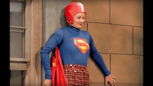 I Love Lucy - Superman