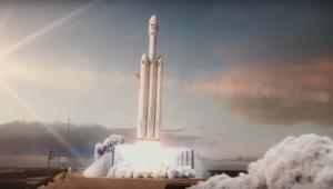 SpaceX Falcon Heavy image