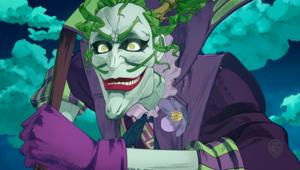 batman ninja joker