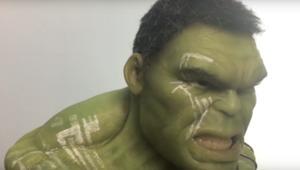 Gladiator Hulk from Thor: Ragnarok bust by Stephen Richter