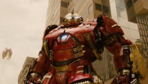Hulkbuster armor from Avengers: Age of Ultron