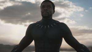 t'challa black panther