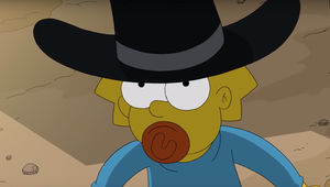 The Simpsons- Gunsmoke record break parody