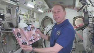 Story Time From Space with Tim Kopra